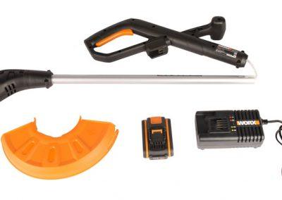 Rasaerba Automatici - Worx Trimmer a batteria WG157E